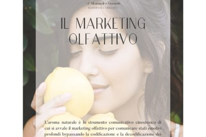 Il Marketing Olfattivo