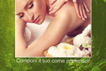 Da maggio scegli il tuo massaggio!