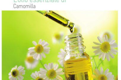 L'olio essenziale di camomilla