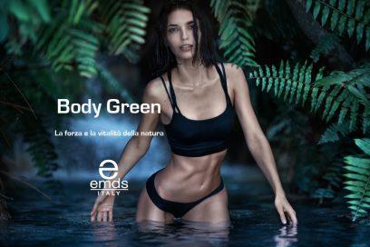 Linea Corpo Body Green
