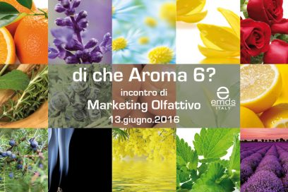 Il marketing olfattivo emds Italy